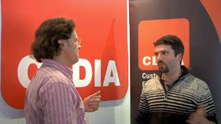 CEDIA : Marc-Etienne HUNEAU de Dark Side of the Room livre sa vision (ISE 2010)
