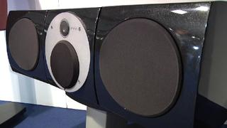 Focal New Viva Centre Speaker Added To The Utopia Range (Top Audio Video Show Milano 2010)