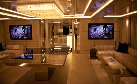 Sensory International-Yacht Installation