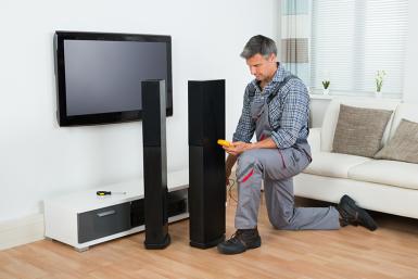 installing samsung smart tv